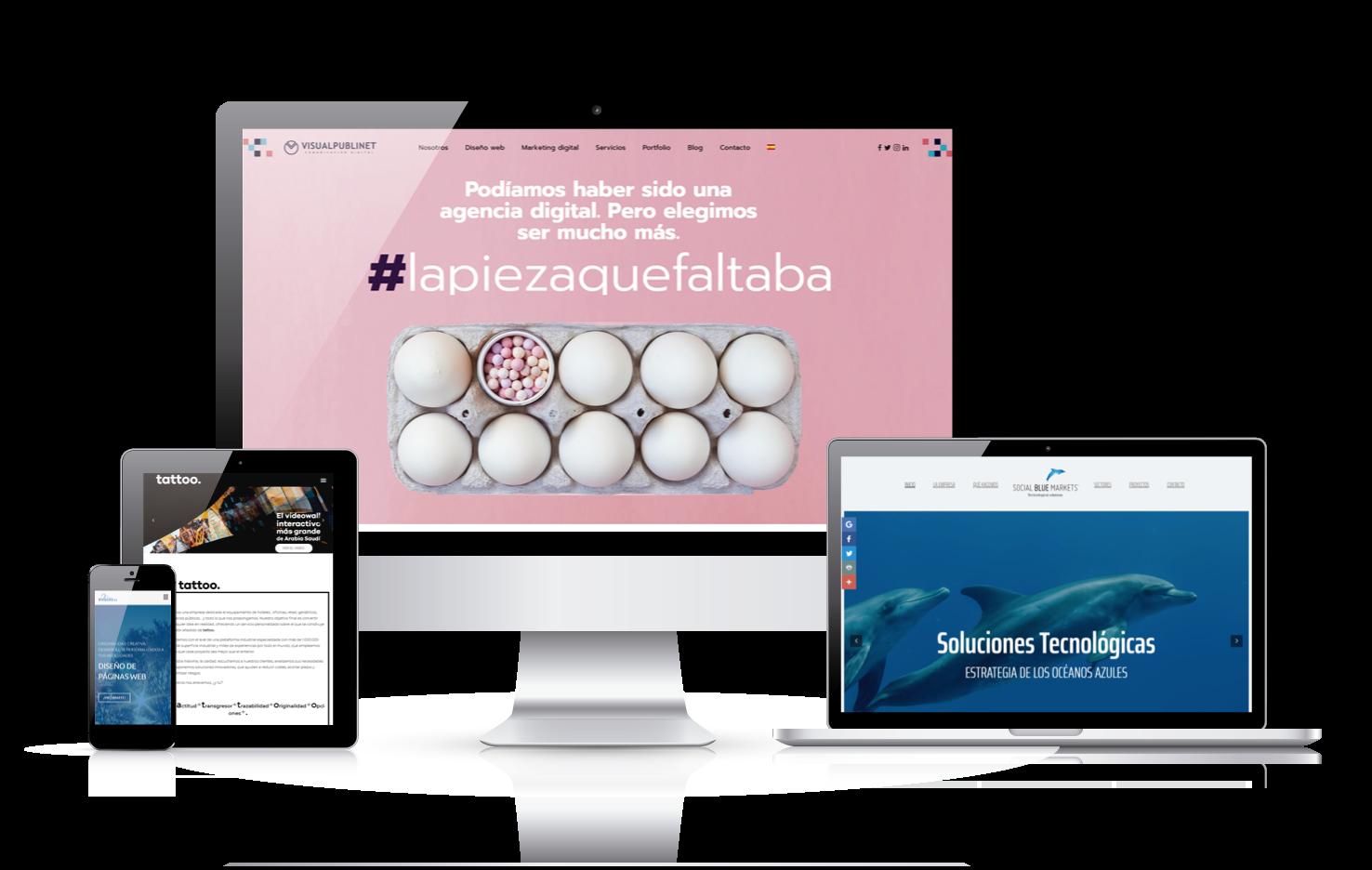 Desarrollo y Marketing en Coruña