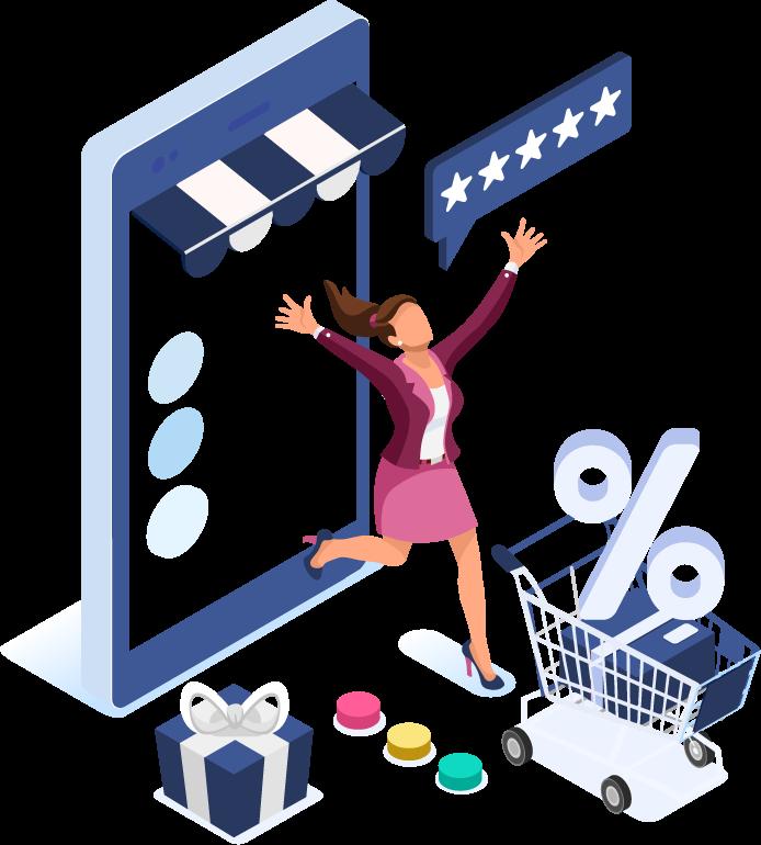 Diseño de tienda online en coruña